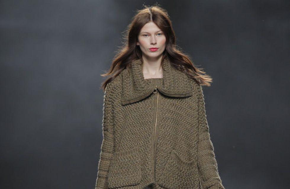 Sita Murt - Madrid Fashion Week Otoño Invierno 2013-2014
