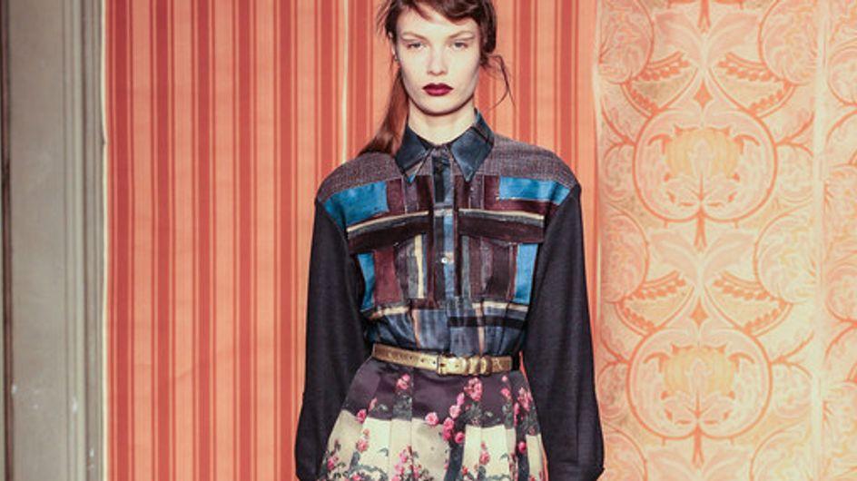 Sfilata Antonio Marras Milano Fashion Week autunno/ inverno 2013 - 2014