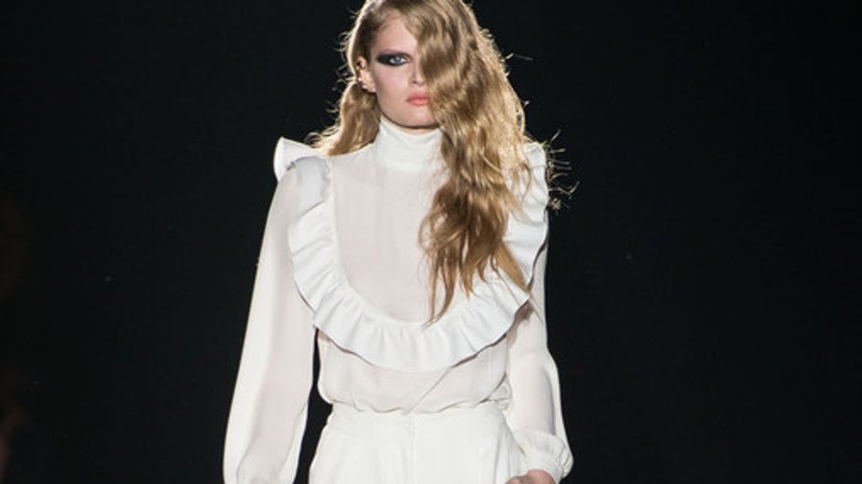 Francesco Scognamiglio - Milán Fashion Week Otoño Invierno 2013-2014