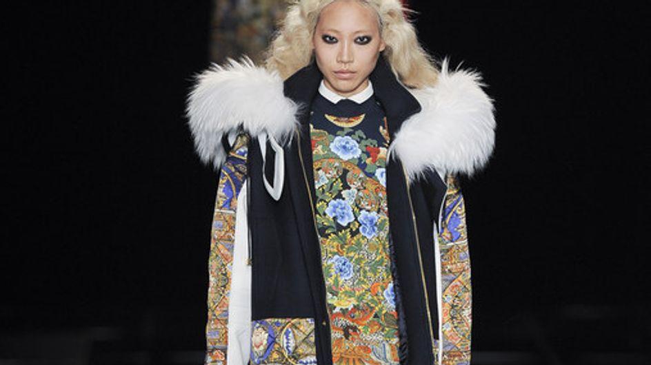 Just Cavalli - Milán Fashion Week Otoño Invierno 2013-2014