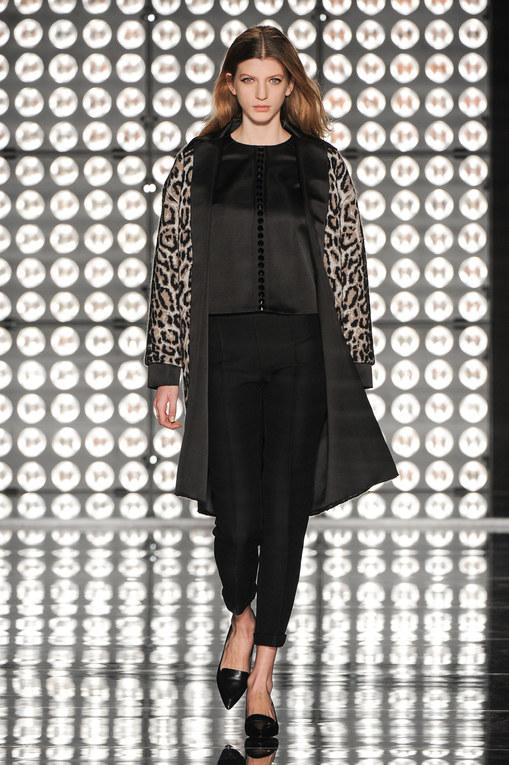 Les Copains Milano Fashion Week autunno/ inverno 2013 - 2014