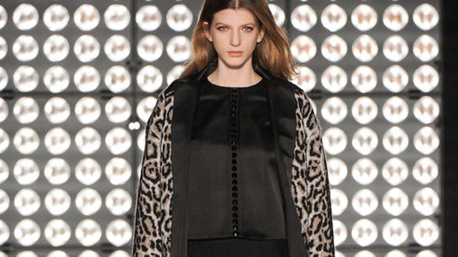 Sfilata Les Copains Milano Fashion Week autunno/ inverno 2013 - 2014