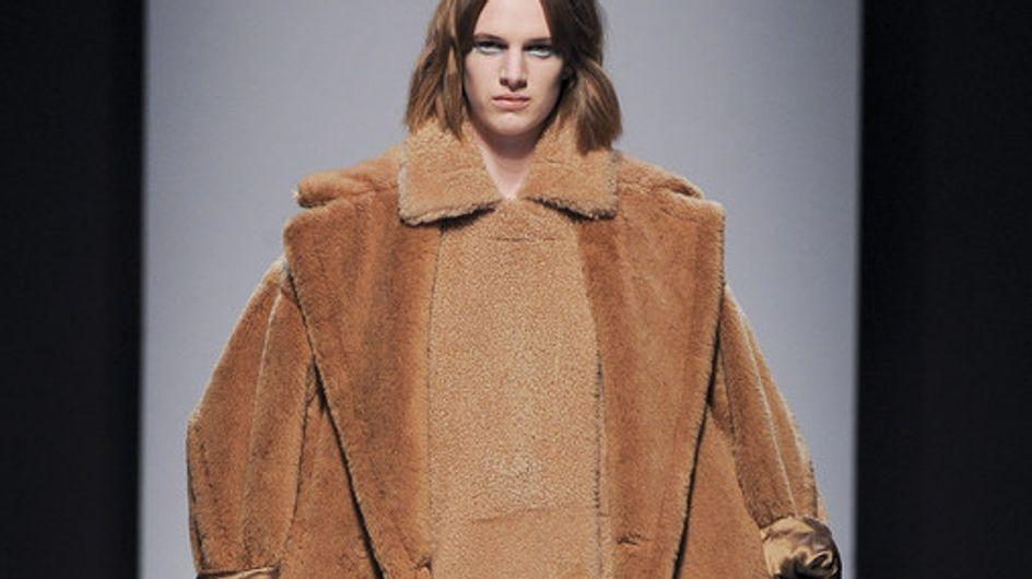 La Sfilata di Max Mara a Milano Fashion Week a/i 2013 - 2014