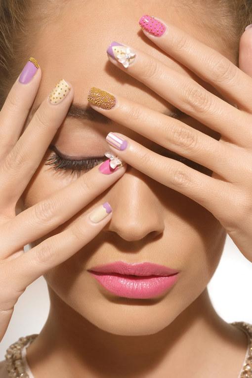 Inspiratie: Hippe nail art