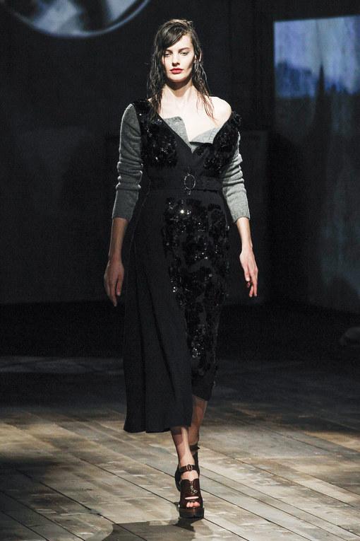 Prada Milano Fashion Week autunno/ inverno 2013 - 2014
