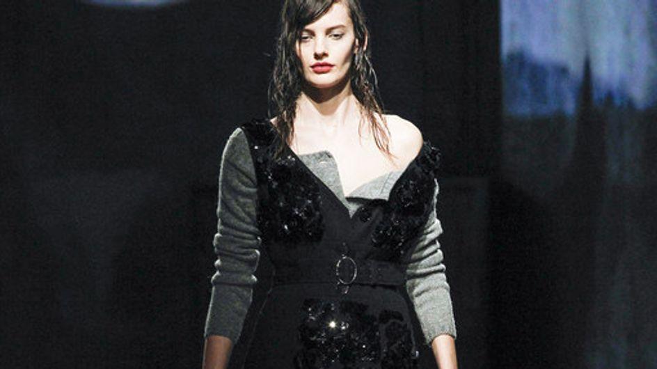 Prada Milan Fashion Week Autumn Winter 2013 - 2014