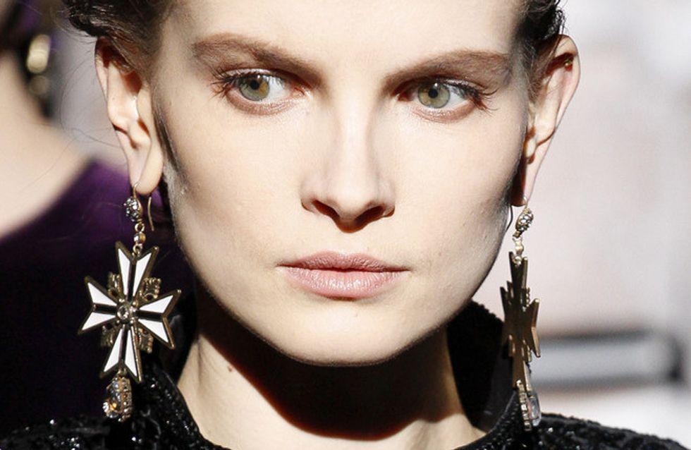 Tendencias de belleza en Milán Fashion Week Otoño Invierno 2013-2014