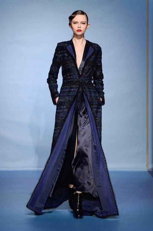 Luisa Beccaria Milano Fashion Week autunno/ inverno 2013 - 2014
