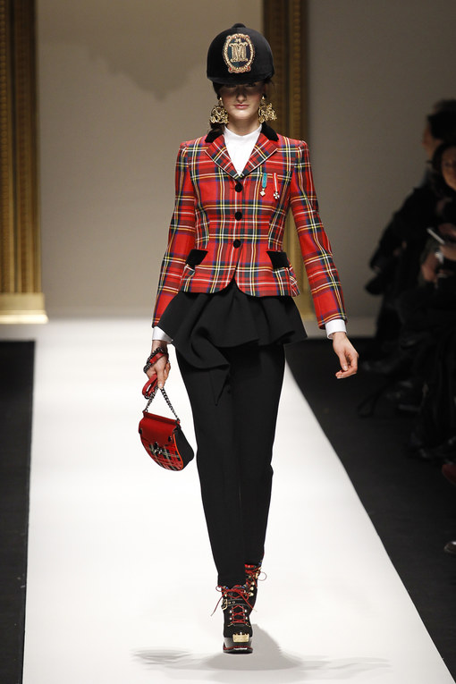 Moschino Milano Fashion Week autunno/ inverno 2013 - 2014