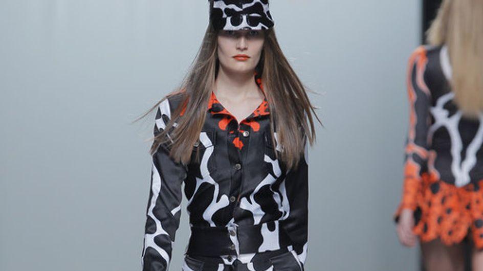 María Escoté - Madrid Fashion Week Otoño Invierno 2013-2014