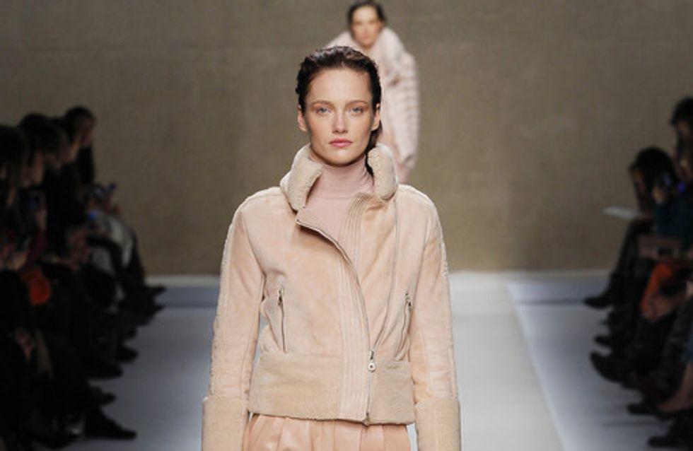 Bluemarine - Milán Fashion Week Otoño Invierno 2013-2014