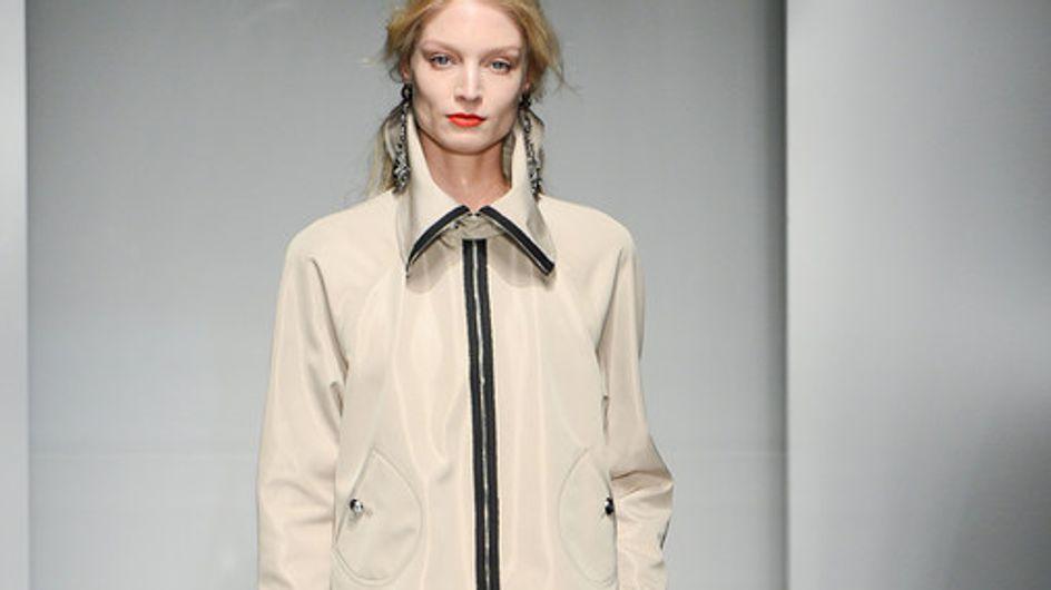 Sfilata Roccobarocco Milano Fashion Week autunno/ inverno 2013 - 2014