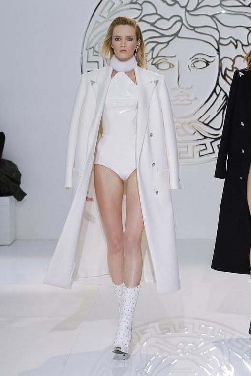 Versace défilé Milan Fashion Week Automne-Hiver 2013-2014