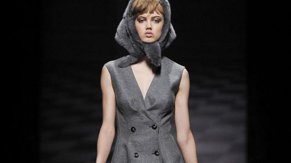 Sfilata Ermanno Scervino Milano Fashion Week autunno/ inverno 2013 - 2014
