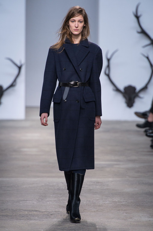 Trussardi Milano Fashion Week autunno/ inverno 2013 - 2014