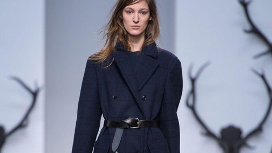 Sfilata Trussardi Milano Fashion Week autunno/ inverno 2013 - 2014