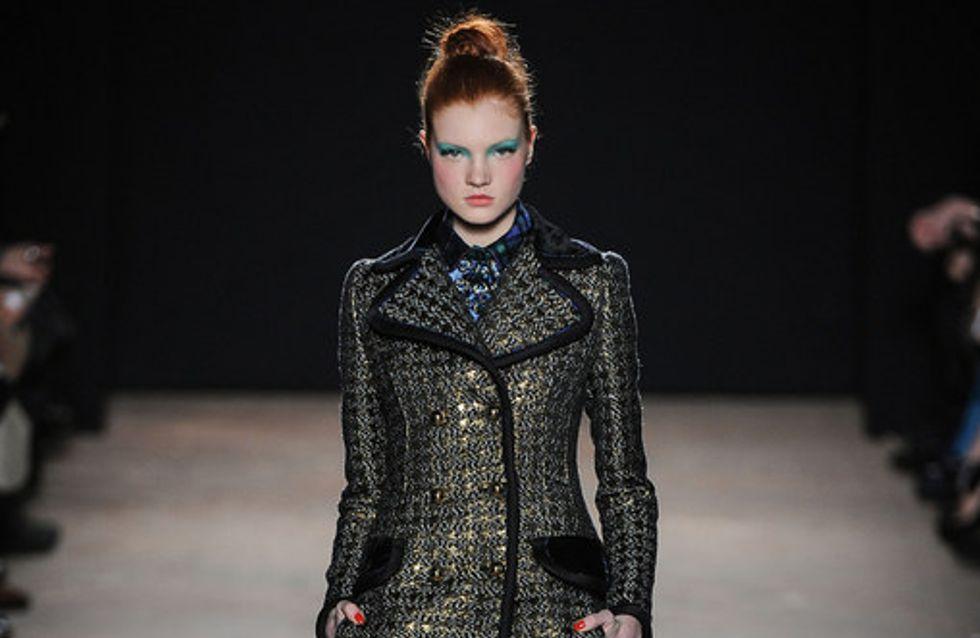 Aquilano Rimondi - Milán Fashion Week Otoño Invierno 2013-2014