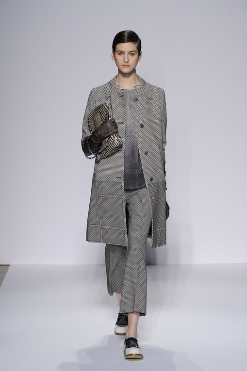 Cividini Milano Fashion Week autunno/ inverno 2013 - 2014