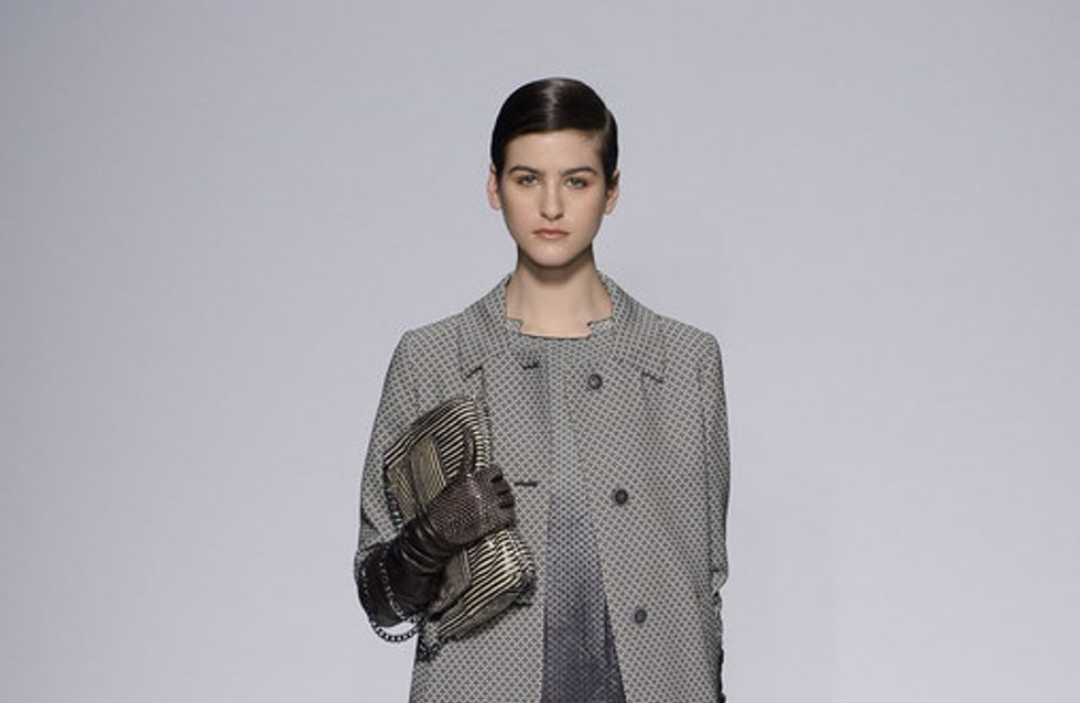 Sfilata Cividini Milano Fashion Week autunno/ inverno 2013 - 2014