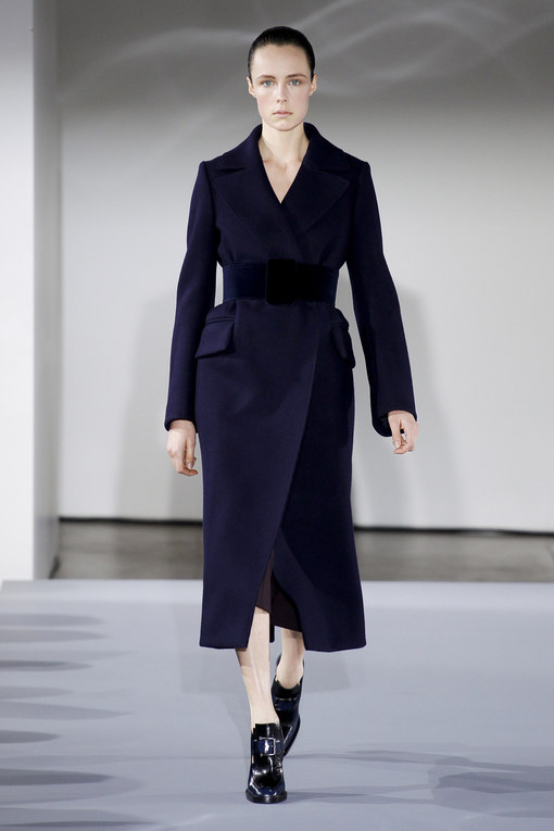 Jil Sander Milano Fashion Week autunno/ inverno 2013 - 2014