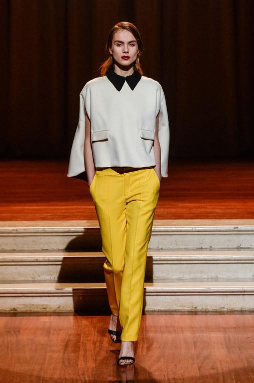 Musso Milano Fashion Week autunno/ inverno 2013 - 2014