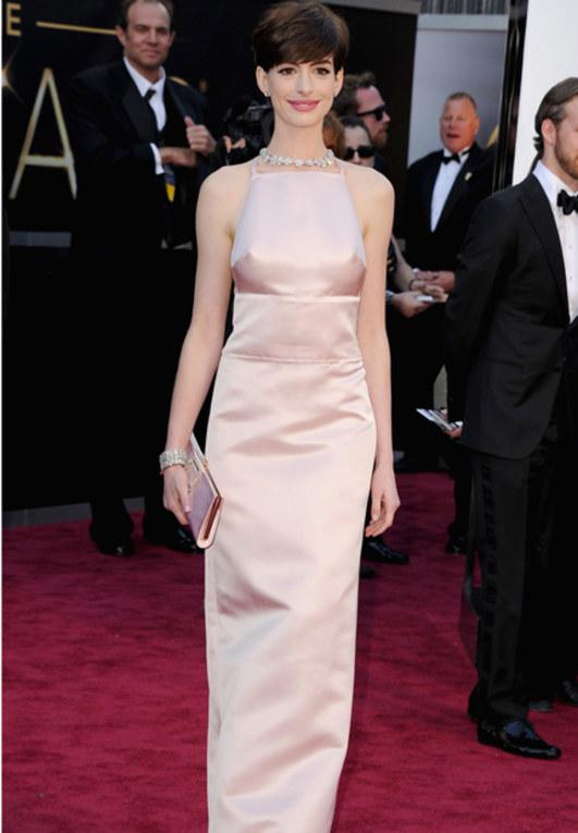 Wer war 2013 bei den Oscars mit dabei?