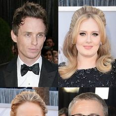 Oscars red carpet arrivals 2013