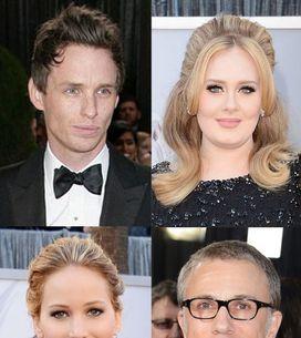 Oscars red carpet arrivals 2013