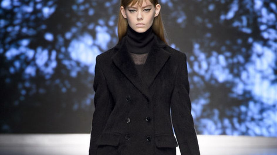 Sfilata Salvatore Ferragamo Fashion Week autunno/ inverno 2013 - 2014