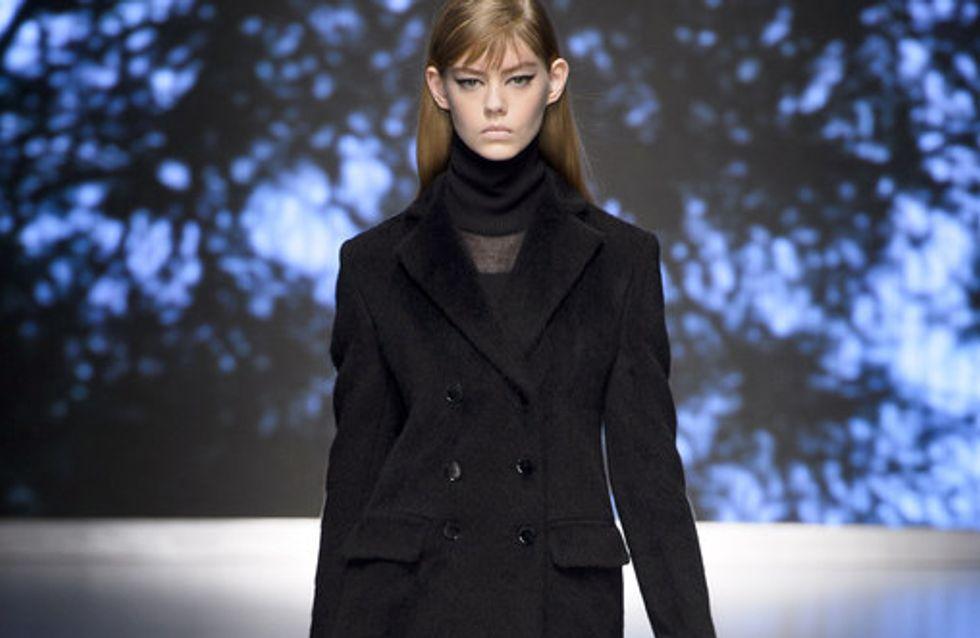 Salvatore Ferragamo - Milán Fashion Week Otoño Invierno 2013-2014