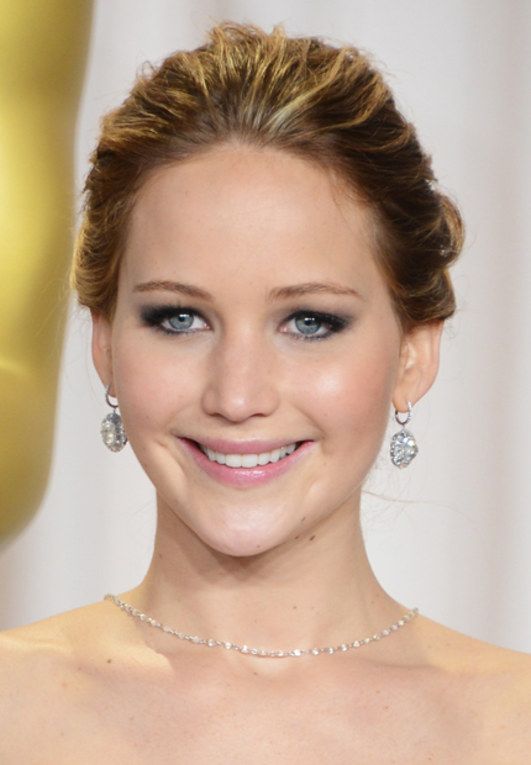 Oscars 2013: The best hair and make-up looks