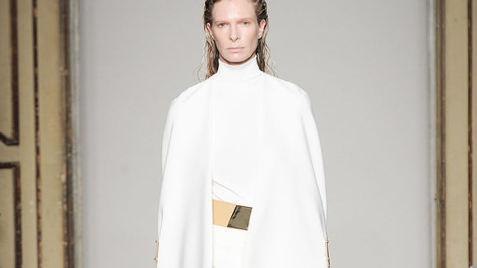 Sfilata Genny Milano Fashion Week autunno/ inverno 2013 - 2014