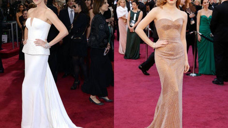 Red Carpet Dresses: Oscars 2013