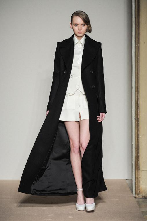 Maurizio Pecoraro - Milán Fashion Week Otoño Invierno 2013-2014