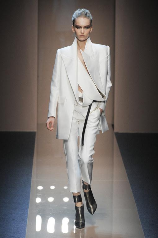 Gianfranco Ferrè défilé Milan Fashion Week Automne-Hiver 2013-2014