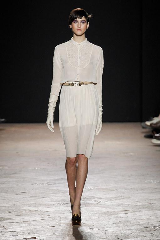 Massimo Rebecchi - Milán Fashion Week Otoño Invierno 2013-2014