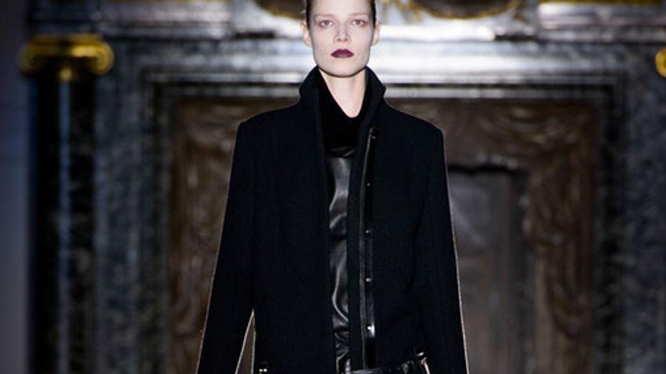 Anthony Vaccarello  - París Fashion Week Otoño Invierno 2013-2014