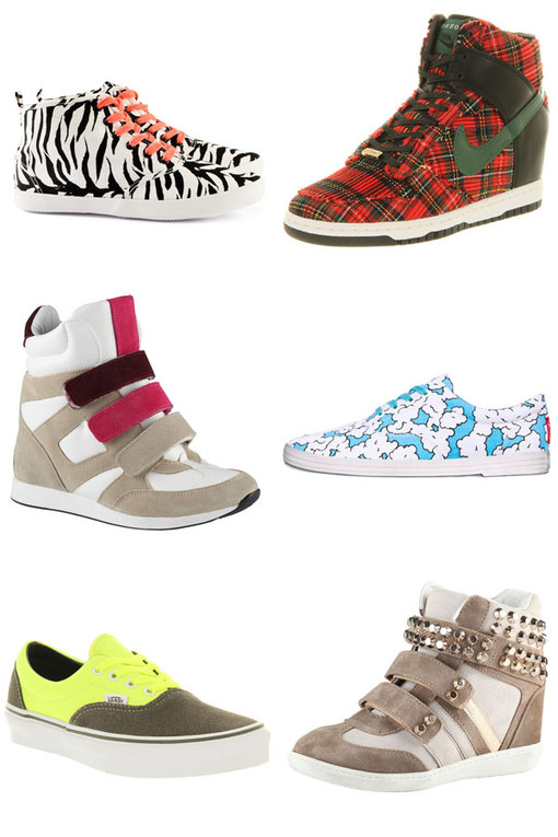 Fashion trainers: 30 Perfect pairs
