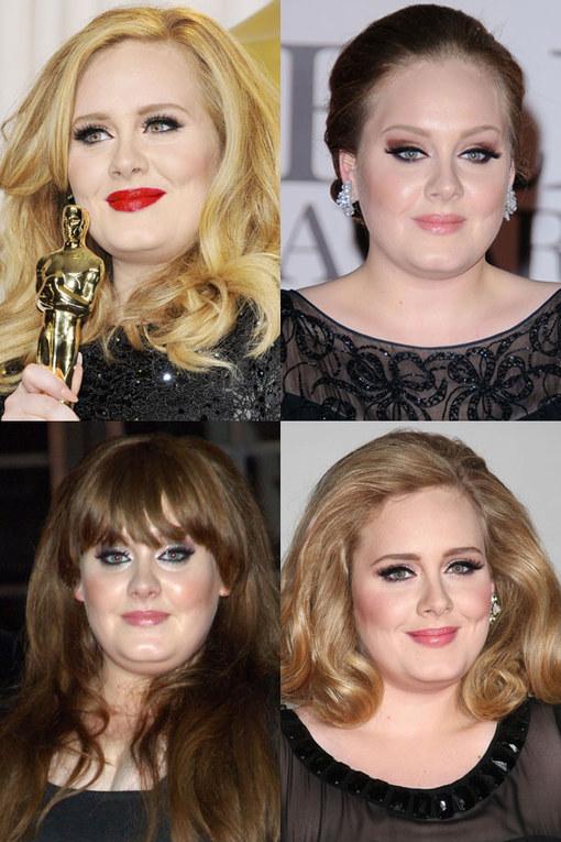 Adele hair: Brit pop locks