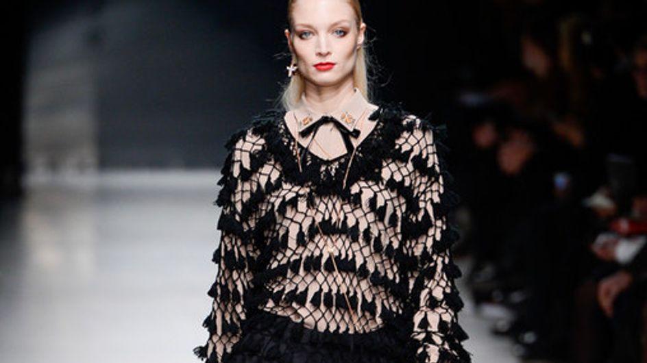 Alexis Mabille Paris Fashion Week autunno/ inverno 2013 - 2014