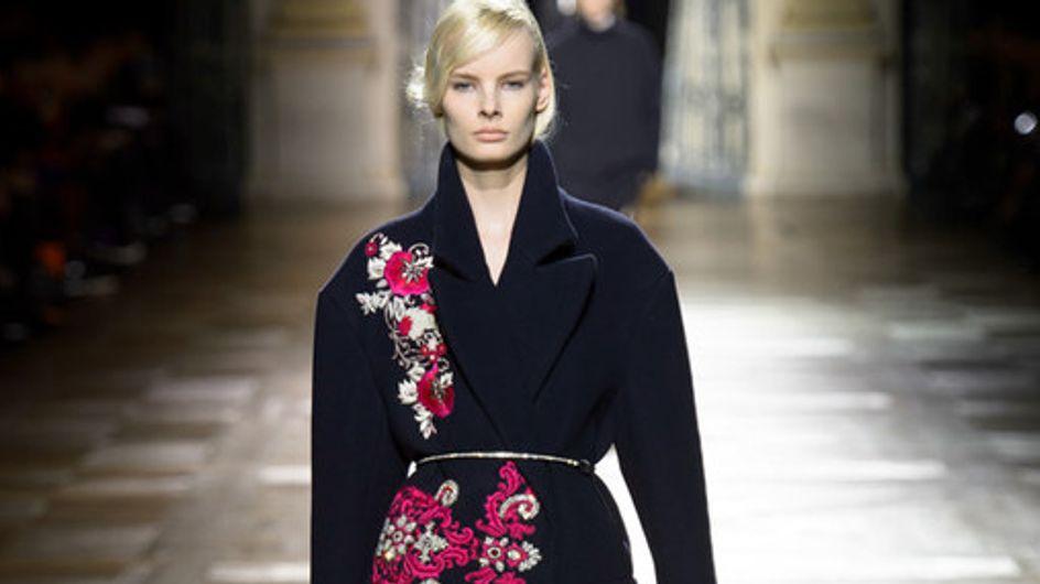 Dries Van Noten - París Fashion Week Otoño Invierno 2013-2014