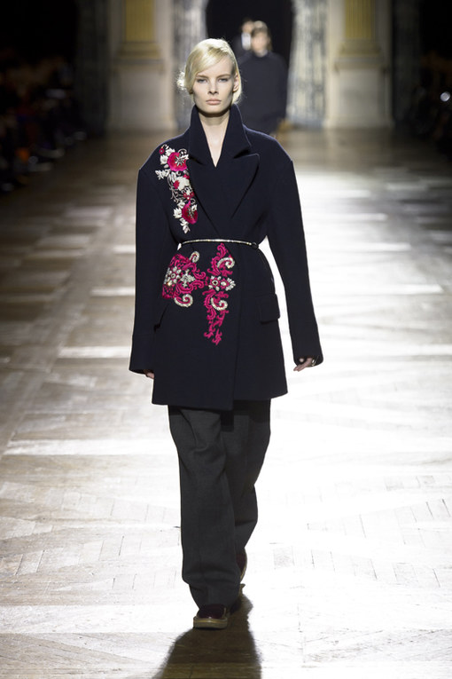 Dries Van Noten Paris Fashion Week autunno/ inverno 2013 - 2014