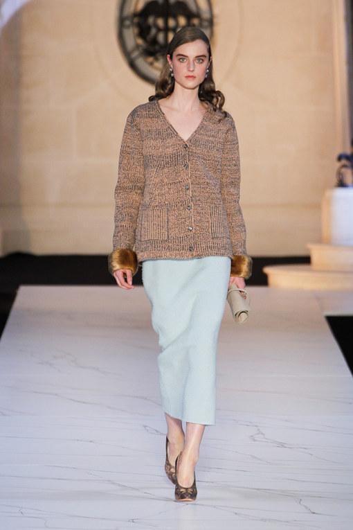 Rochas Paris Fashion Week autunno/ inverno 2013 - 2014