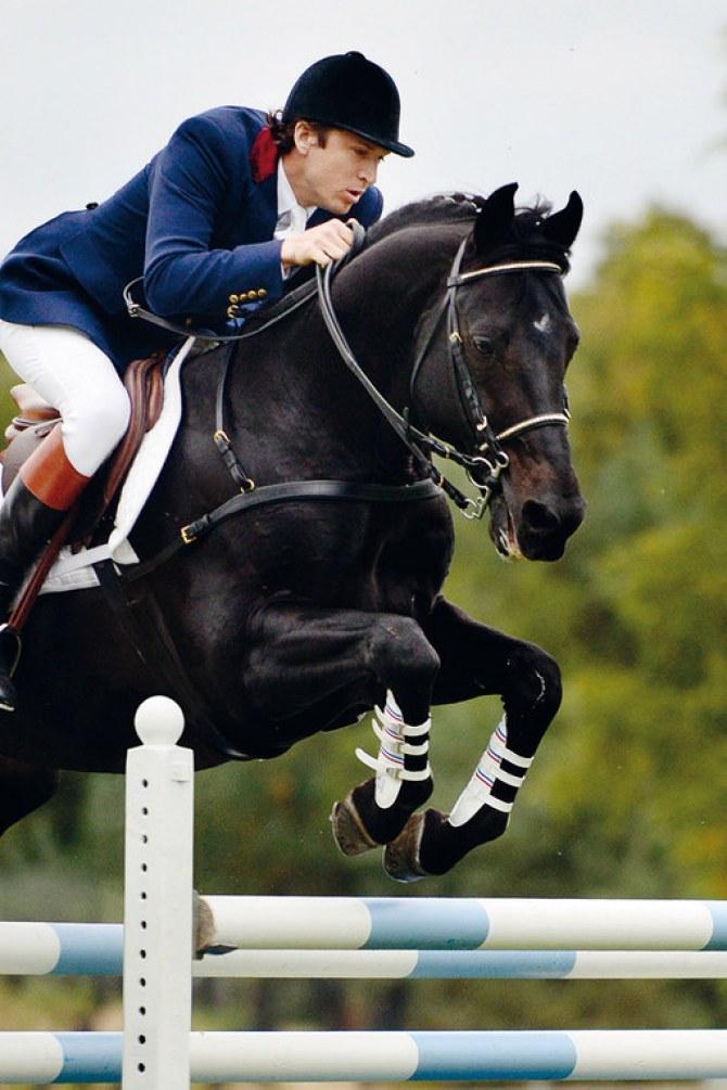 Stars à cheval : Guillaume Canet dans Jappeloup
