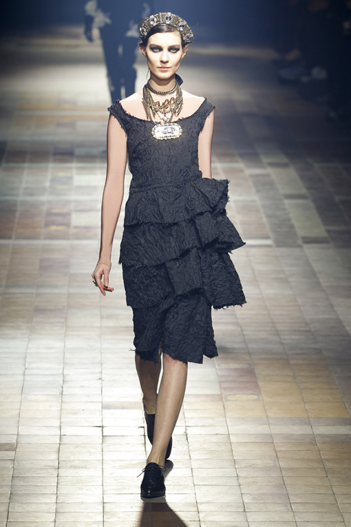 Lanvin Paris Fashion Week autunno/ inverno 2013 - 2014