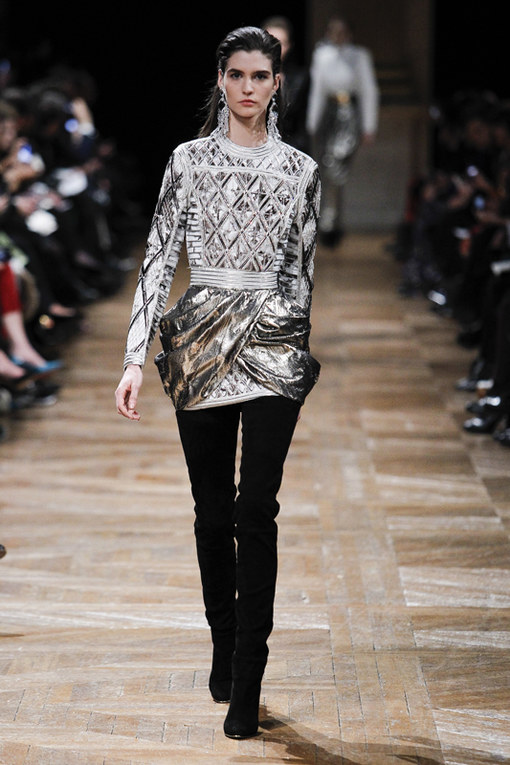 Balmain Paris Fashion Week autunno/ inverno 2013 - 2014