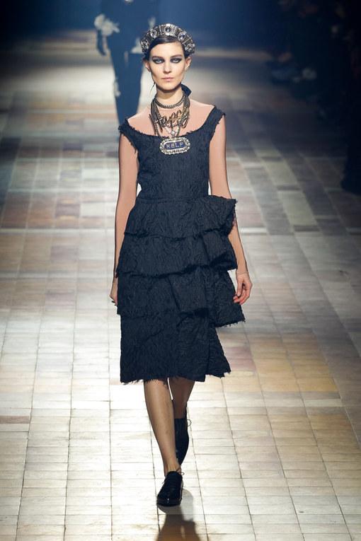 Lanvin París Fashion Week Otoño-Invierno 2013-2014