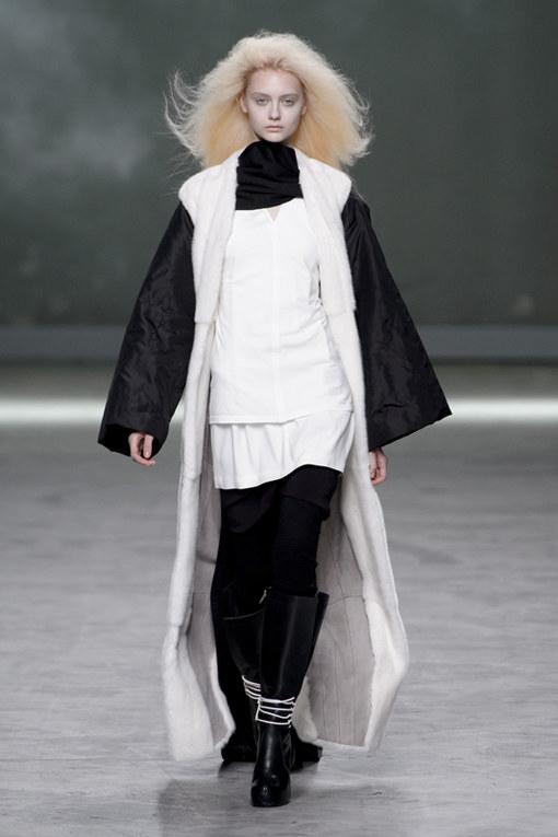 Rick Owens Paris Fashion Week autunno/ inverno 2013 - 2014