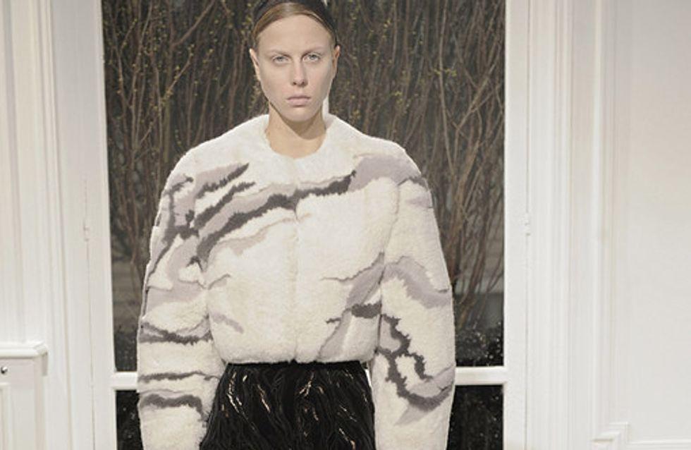 Défilé Balenciaga, Alexander Wang aux commandes du style