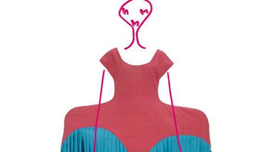 8 marzo: abiti pop in mostra